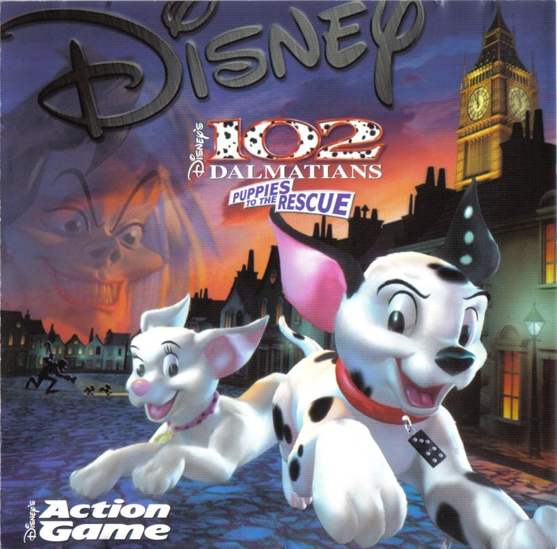 102 dalmatians puppies to the rescue review