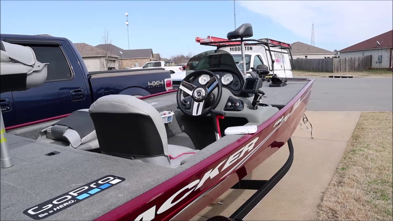 2016 tracker pro 170 review