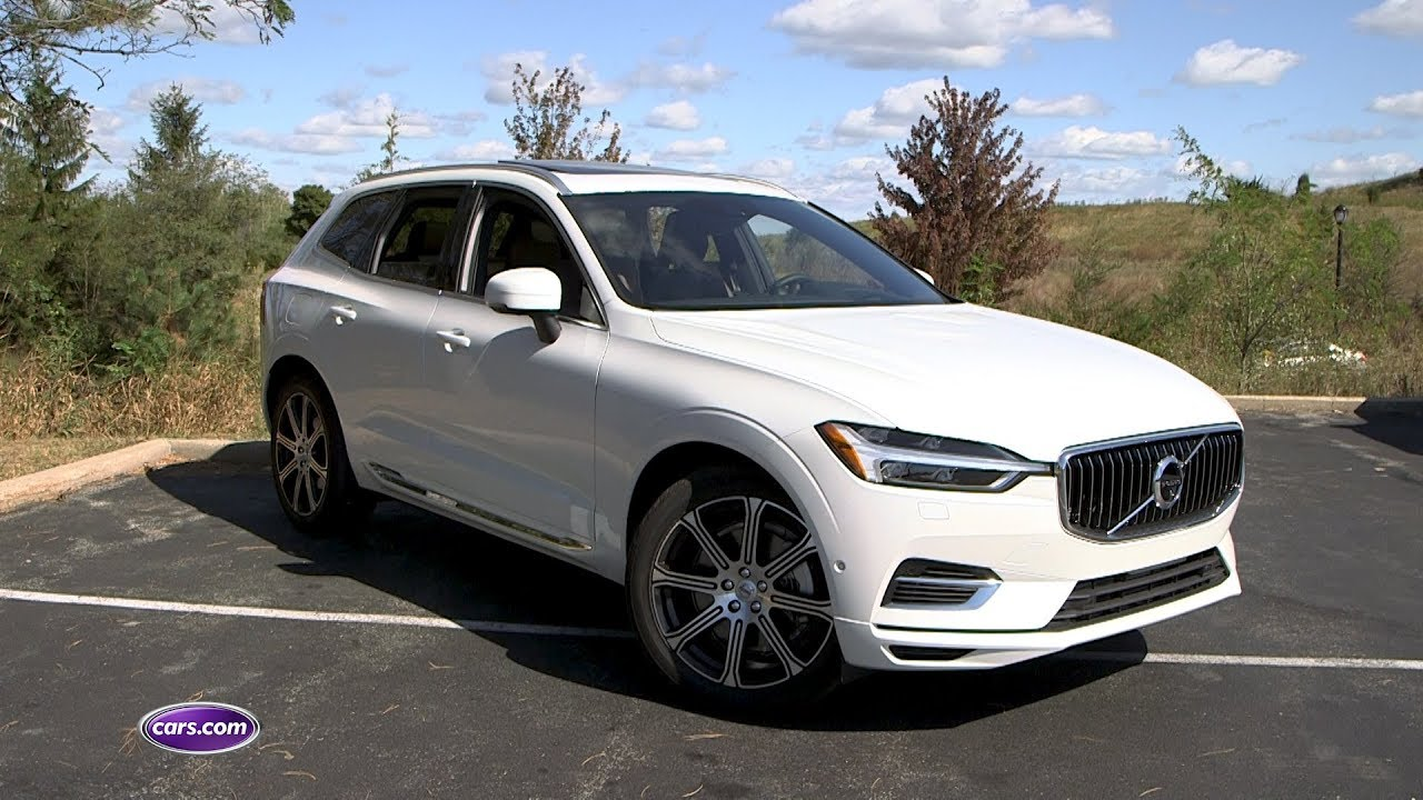 2018 volvo xc60 review youtube