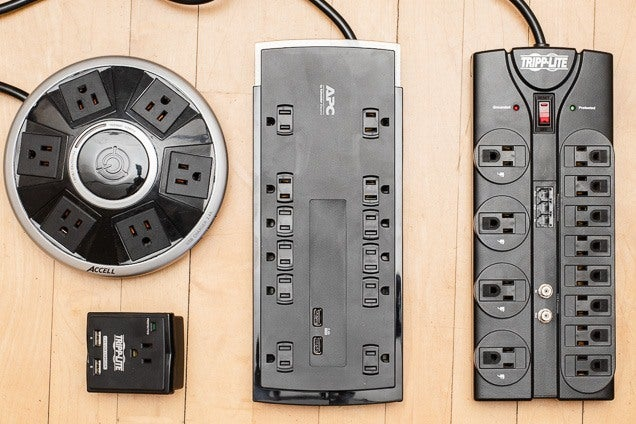 surge protector ratings and reviews