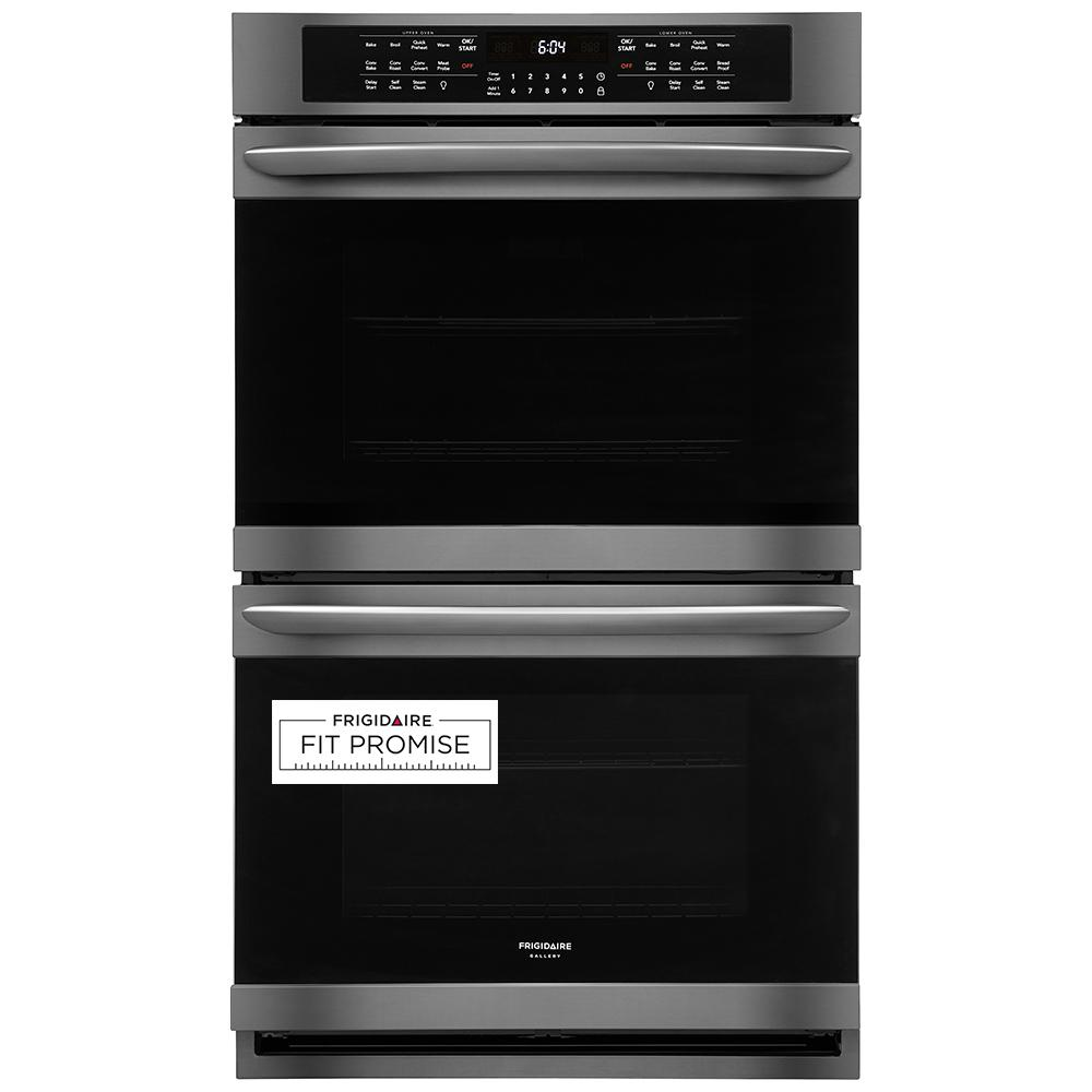 frigidaire gallery double oven reviews