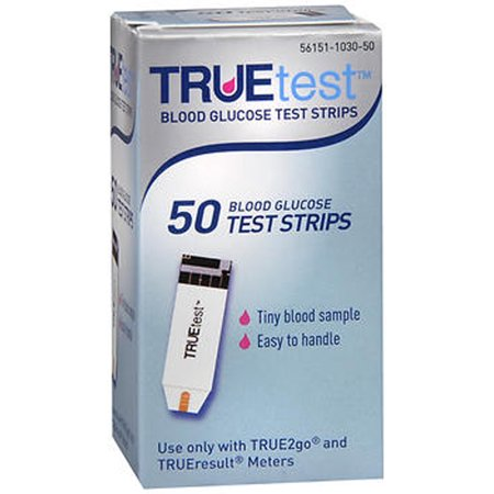 equate blood glucose test strips review