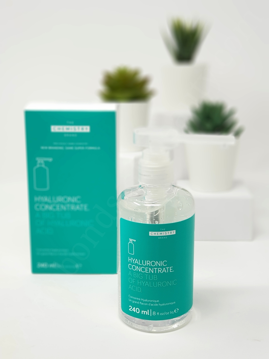 chemistry brand hyaluronic concentrate review