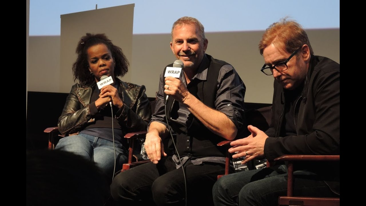 black and white kevin costner movie reviews