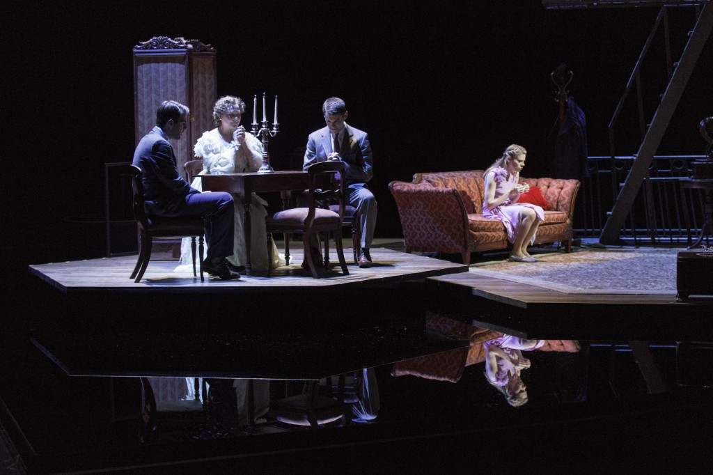glass menagerie broadway review new york times