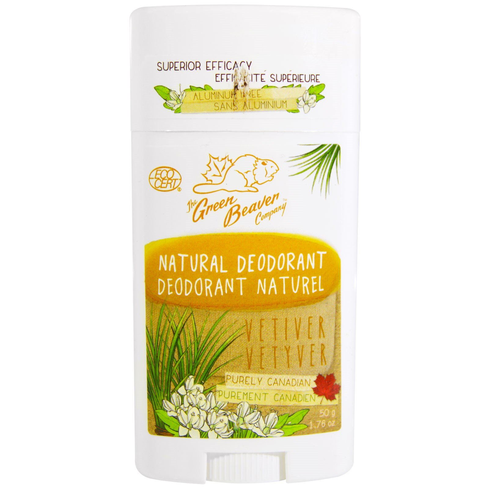 the green beaver company deodorant review