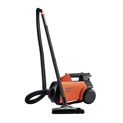 eureka 3670g mighty mite canister vacuum review