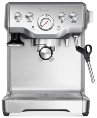 breville infuser coffee machine review