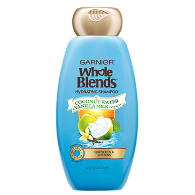 garnier whole blends coconut leave in conditioner review