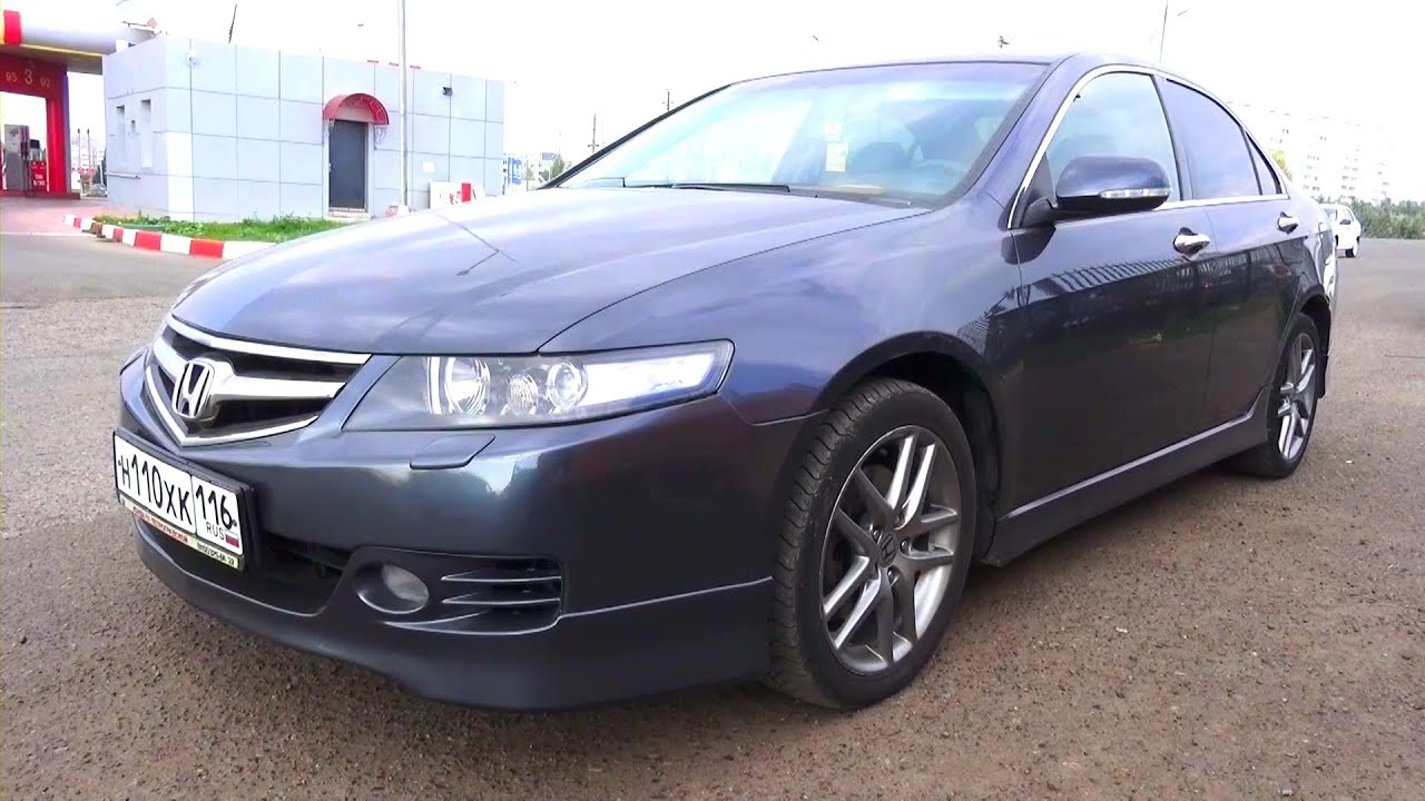 accord type s 2.4 review