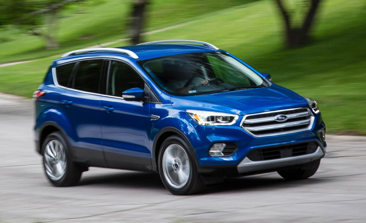 2014 ford escape ecoboost reviews