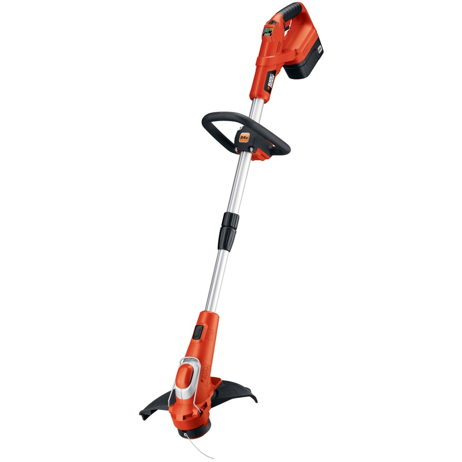 black and decker cordless trimmer reviews