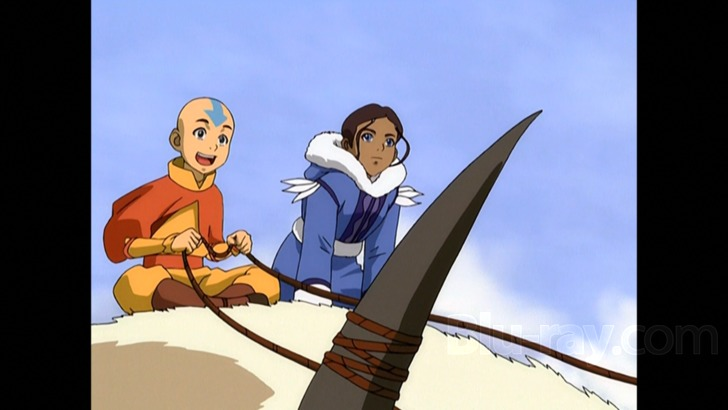 avatar last airbender blu ray review
