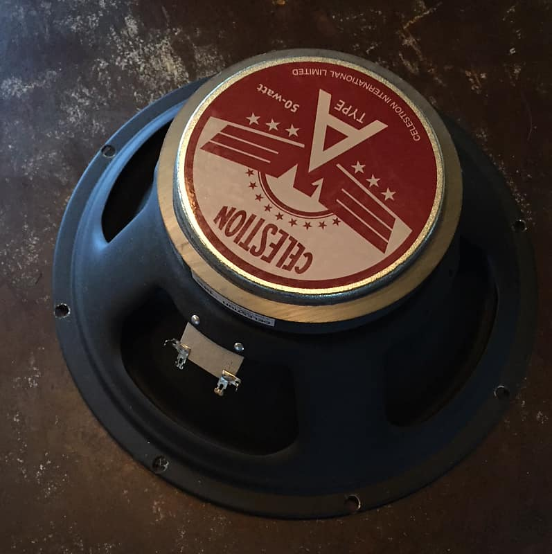 celestion a type speaker review