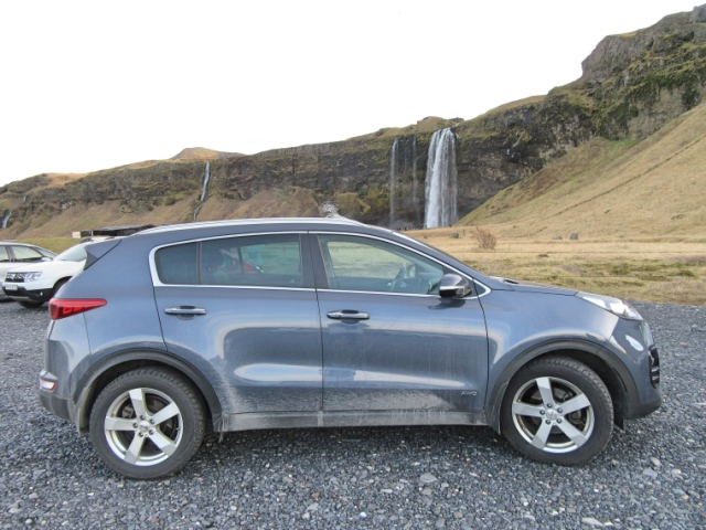 argus car hire iceland review
