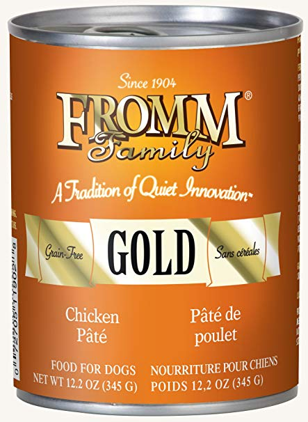 fromm dog food reviews 2016