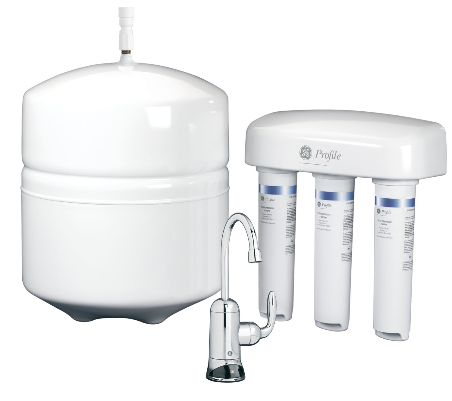 ge water filtration system reviews