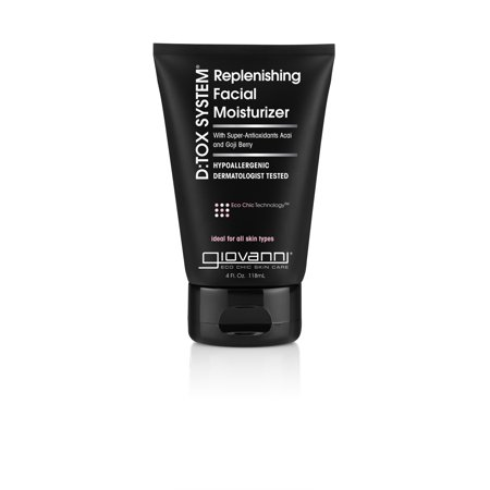 giovanni d tox system replenishing facial moisturizer reviews