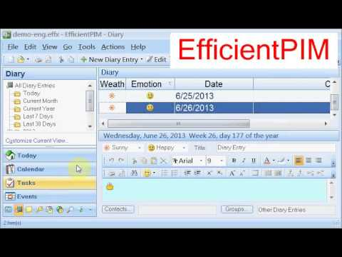 personal information manager software reviews