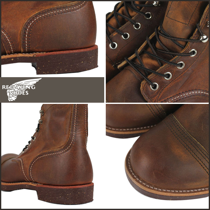 red wing iron ranger 8085 review